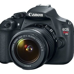 Used Canon T5 w/18-55mm STM kit