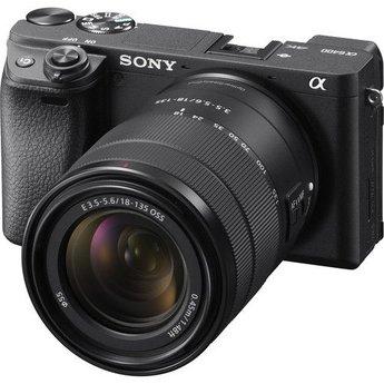 Sony Sony a6400 w/18-135mm Lens