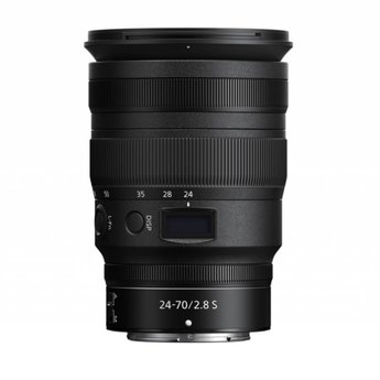 Nikon Z-Nikkor 24-70mm f/2.8 S Mirrorless Lens