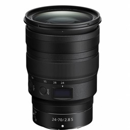 Nikon Z-Nikkor 24-70mm f/2.8 S Mirrorless Lens