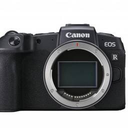 Canon EOS RP Full Frame Mirrorless Camera (Body Only)