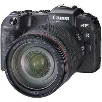 Canon Canon EOS RP W/ 24-105mm Lens Kit