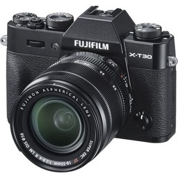 Fujifilm X-T30 18-55mm Lens KIT (Black)