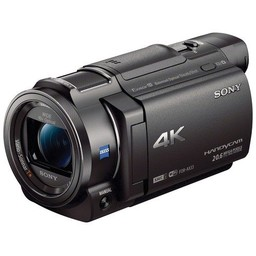 Used Sony AX33 Camcorder