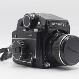 Used Mamiya M645