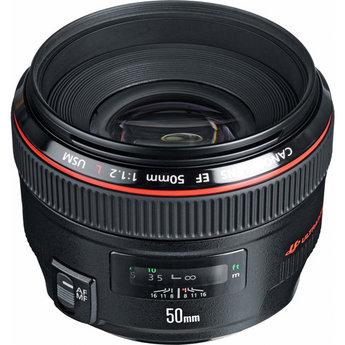 Canon Canon EF 50mm f/1.2L USM