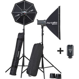 Elinchrom D-Lite RX 4/4 Softbox-To-Go Kit