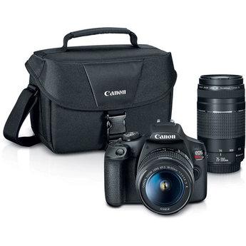 Canon Canon Rebel T7 w/ 18-55mm & 75-300mm Lenses