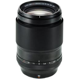 Fuji XF 90mm F/2 LM WR Lens