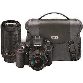 Nikon Nikon D7500 w/ 18-55 & 70-300 Kit #13543