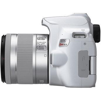 Canon Canon Rebel SL3 18-55 STM Kit (White)