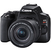 Canon Rebel SL3 18-55 STM Kit (Black)