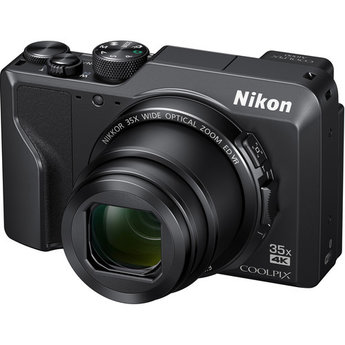 Nikon Nikon Coolpix A1000 Camera (Black)