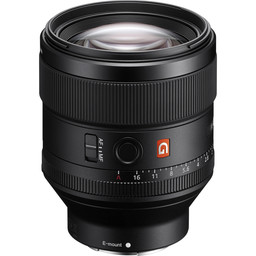 Sony FE 85mm 1.4 GM Lens (SEL85F14GM)