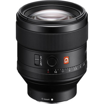 Sony Sony FE 85mm 1.4 GM Lens (SEL85F14GM)