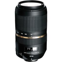 Used (Nikon) Tamron SP 70-300mm F/4-5.6 Di VC