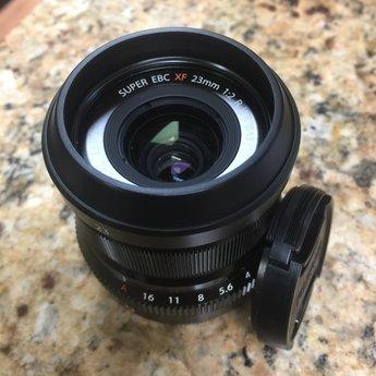 Used Fujifilm XF 23mm f/2 R WR