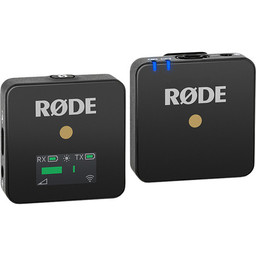 RODE WirelessGo Compact Microphone system