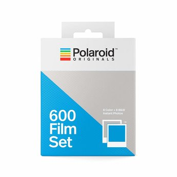 Polaroid Polaroid Originals Color 600 Film Two Pack