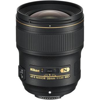 Nikon Nikon AF-S NIKKOR 28mm f/1.4E