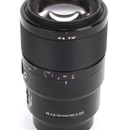Sony Sony FE 90mm f/2.8 Macro G OSS