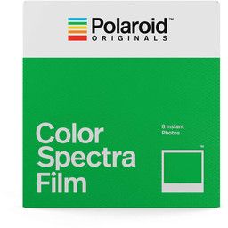 Polaroid Color Film Spectra