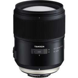 Tamron 35mm 1.4 SP Di USD (Canon)