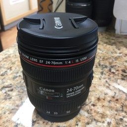 Used Canon 24-70mm f/4 L IS USM