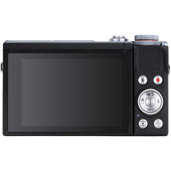 Canon Canon PowerShot G7X Mark III (Silver)