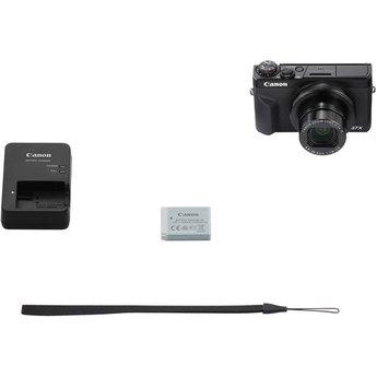 Canon Canon PowerShot G7X Mark III (Black)