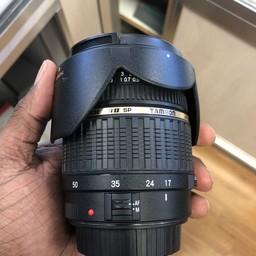 Used Tamron 17-50mm 2.8 Di II Canon