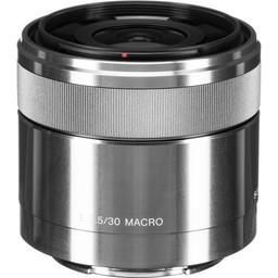 Used Sony E 30mm f/3.5 Macro