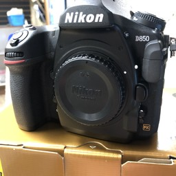 Nikon D850 Body (USA 19K Clicks)