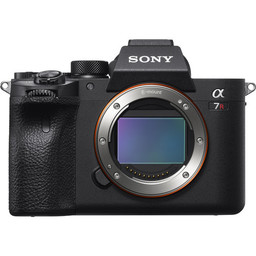 Sony A7R IV Mirrorless Camera (Body Only) ILCE7RM4