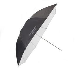 """Promaster PRO 45"""" Umbrella Black/White"""