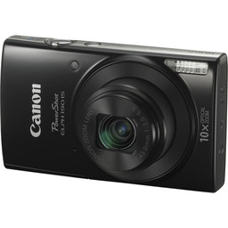 Canon Canon Powershot ELPH 190 IS black