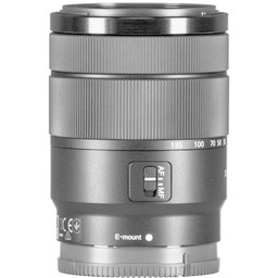 Used Sony 18-135mm E-mount SEL18135