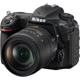 Used Nikon D500 16-80 kit #1560
