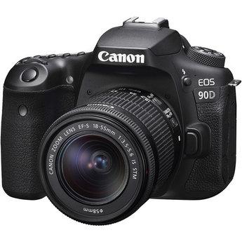 Canon Canon EOS 90D 18-55 STM Kit