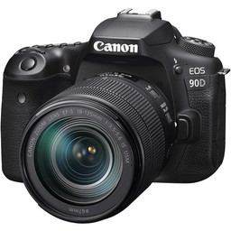 Canon EOS 90D 18-135mm STM Kit