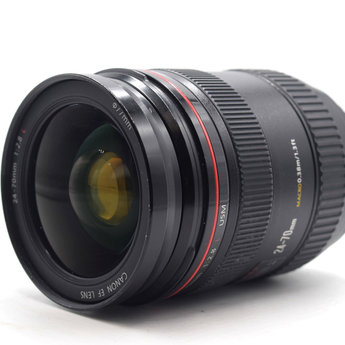 Used Canon 24-70mm 2.8 L USM