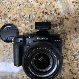 Used Fujifilm X-T3 18-55mm Kit (black)