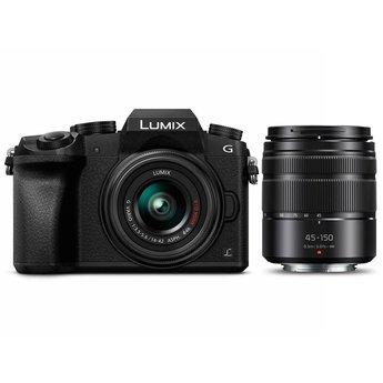 Panasonic Panasonic Lumix G7 14-42mm / 45-150mm Kit (DMC-G7WK)