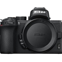 Nikon Z 50 Mirrorless Camera Body Only