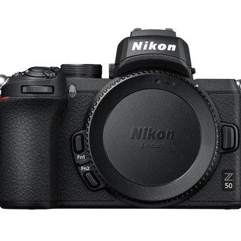 Nikon Nikon Z 50 Mirrorless Camera Body Only