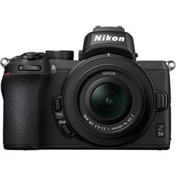 Nikon Z 50 Mirrorless Camera with 16-50mm Lens