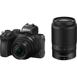 Nikon Z 50 Mirrorless Camera with 16-50mm & 50-250mm Lenses