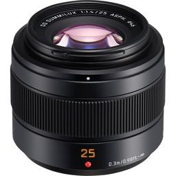Panasonic Lumix Leica DG 25mm f/1.4 II ASPH