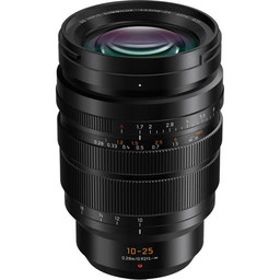 Panasonic Leica DG 10-25mm f/1.7 ASPH (H-X1025)