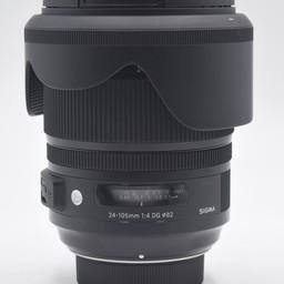 Used Sigma 24-105 f/4.0 for Nikon